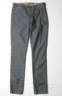 NEW In NEXT Ladies GREY Cotton Rich Mid Rise Skinny Jeans 6-20 R L XL P