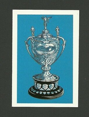 Rugby League Challenge Cup 1979 Colgate Sport Trophy Card MINT