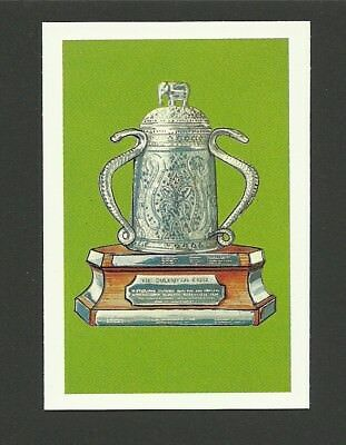 Rugby Union Calcutta Cup 1979 Colgate Sport Trophy Card MINT