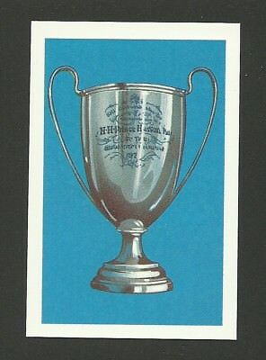 Athletics AAA 100 Metres Challenge Cup 1979 Colgate Sport Trophy Card MINT