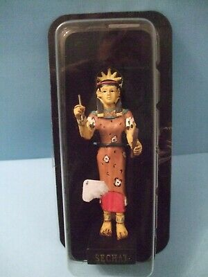 Ancient Egypt Egyptian God  figurines resin statue SECHAT by HACHETTE