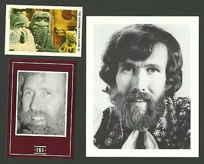 The Muppet Show Jim Henson Fab Card Collection M