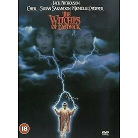 Witches Of Eastwick DVD