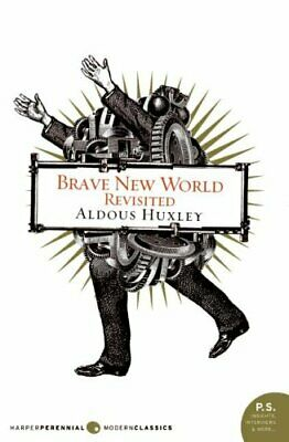 Brave New World Revisited by Aldous Huxley (Paperback / softback)