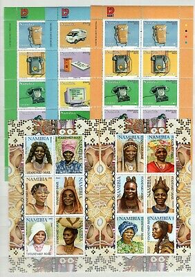 A106548/ Namibie / Namibia / Lot 2002 Neuf ** / Mnh Complete 125 €