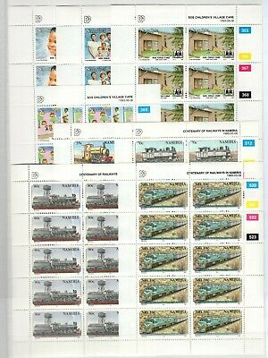 A106561/ Namibie / Namibia / Lot 1993 – 1995 Neuf ** / Mnh Complete 115 €