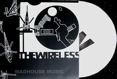 """THE WIRELESS 7"""" He's So Proud WHITE Vinyl Limited Edition"""