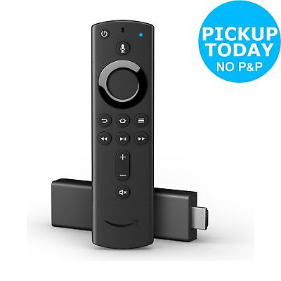 All - New Amazon 4K HDR 8GB Fire TV Stick with Alexa Voice Remote
