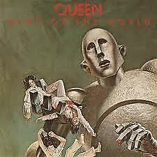 """CD QUEEN """"NEWS OF THE WORLD -2011 REMASTER-"""". New and sealed"""