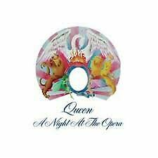 """CD QUEEN """"A NIGHT AT THE OPERA -2011 REMASTER-"""". New and sealed"""