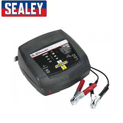 Sealey / Schumacher SCI6 Intelligent Speed Charge Battery Charger 6A - 6v 12v