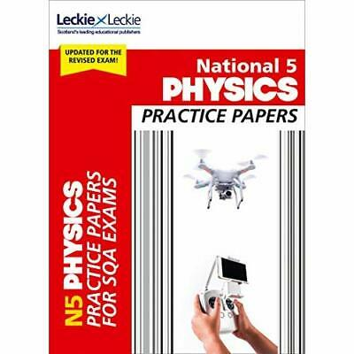 National 5 Physics Practice Exam Papers (Practice Pape - Paperback / softback N