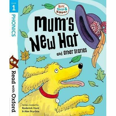 Read with Oxford: Stage 1: Biff, Chip and Kipper: Mum' - Paperback / softback N