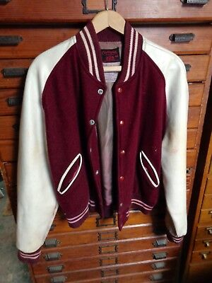 Original Vintage UNION COLLEGE Mens Jacket,Size 44