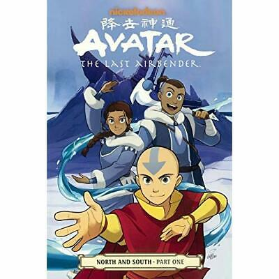 Avatar the Last Airbender: North and South - Library Binding NEW Gene Luen Yang(