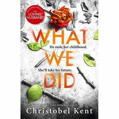 What We Did: A gripping, compelling psychological thril - Paperback / softback N