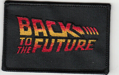 Parche Back To Teh Future Regreso Al Futuro  Patch