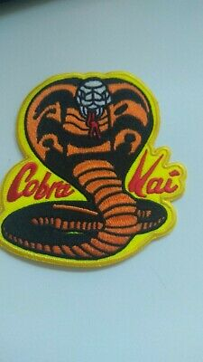 Parche Karate Kid Cobra Kai  Patch