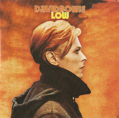 "DAVID BOWIE ""LOW""  cd SOUND+VISION mint"