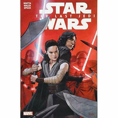 Star Wars: The Last Jedi Adaptation - Paperback / softback NEW Whitta, Gary 06/1