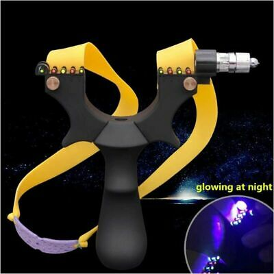 Aire libre Caza Accesorios deportivos Catapult Slingshot Rubber Band Comfy Grip