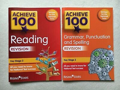Achieve 100,Reading Revision,Achieve 100,Grammar,Punctuation and Spelling Revisi