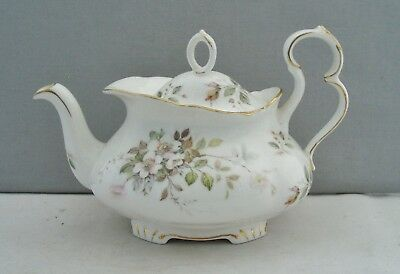 Royal Albert Haworth Small Tea Pot 1/2 Cup Size A/f