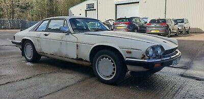 Jaguar XJS V12 1985 Coupe HE, Factory Fitted TWR upgrades