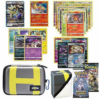 YuGiOh 225 Card All Foil lot in brand New White Dex Protection Deck Box