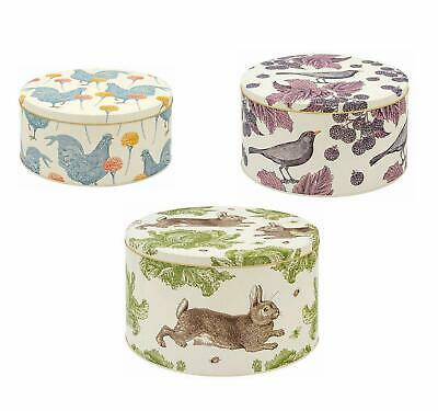Thornback and Peel Set of 3 Square Cake Tins Rabbits Berry Chickens