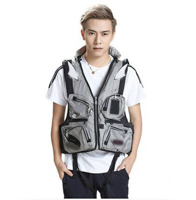 A05 Fishing Water Sports Kayak Canoe Boat Surf Ski Sailing Life Jacket Vest O