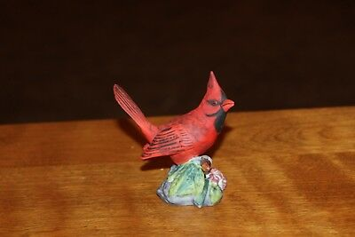 ROYAL WORCESTER - Red Cardinal - Model 3645