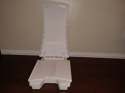 Drive Medical Bellavita Bathlift Bath Lift Chair Seat Tub Max Load 308lbs