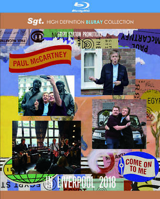 PAUL McCARTNEY  LIVERPOOL 2018 - EGYPT STATION PROMOTIONS BDR