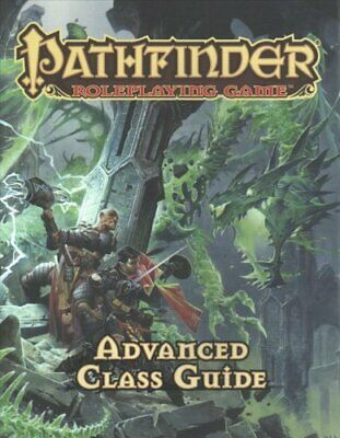 Pathfinder Roleplaying Game: Advanced Class Guide Pocket Edition 9781640780071