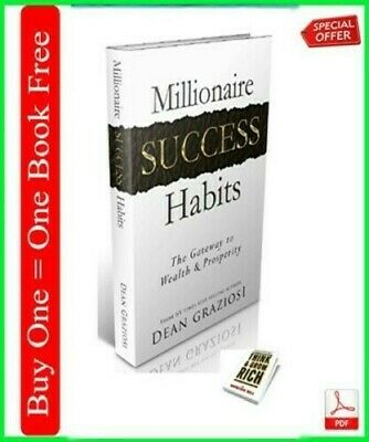 """Millionaire Success Habits"" Way to your success  Free Shipping / Resell Rights"