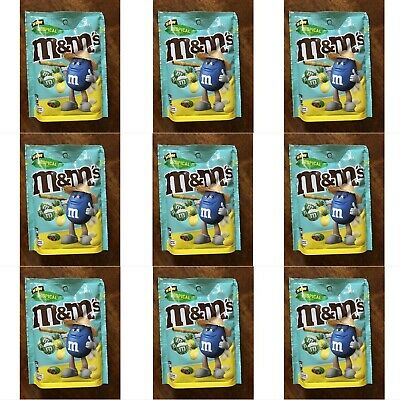 2 x Tropical M&Ms Chocolate 160g Rare Australian Easter Australia