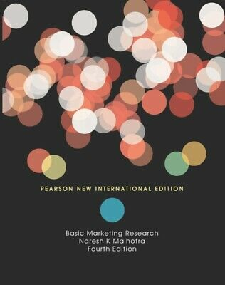 Basic Marketing Research (Paperback), Malhotra, Naresh K., 978129...
