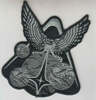 Parche Firefly Serenity Alliance Gris    Patch
