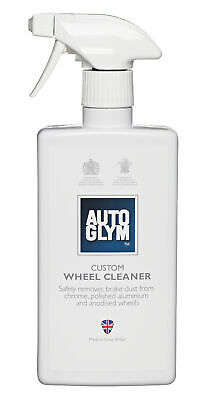 Autoglym CWC500 Car Detailing Exterior Custom Wheel Cleaner 500ml