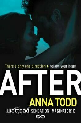 After by Anna Todd 9781501100192 (Paperback, 2014)