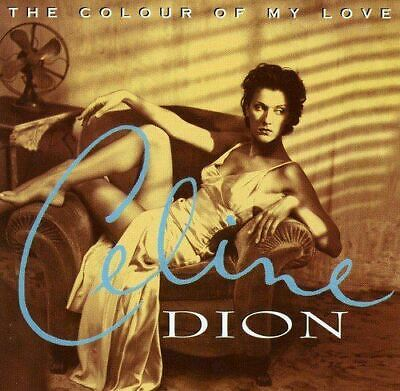 CD - Celine Dion / The Colour of My Love CD Brand New Sealed
