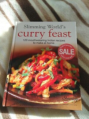 Slimming world curry feast recipe book