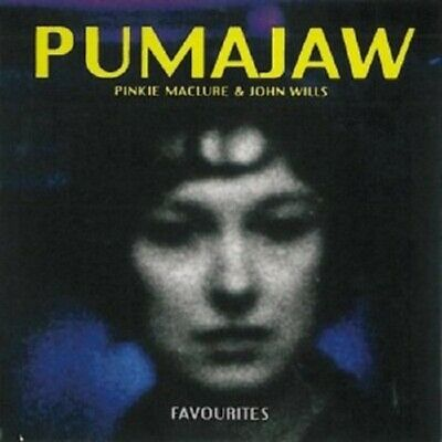 Pumajaw - Favourites  CD  14 Tracks  Alternative Rock & Pop  Neuf
