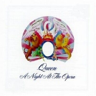 "Queen ""A Night At The Opera"" Cd (2011 Remaster) New"