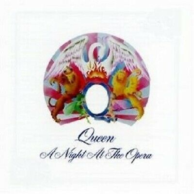 """Queen """"a Night At The Opera"""" Cd (2011 Remaster) New"""
