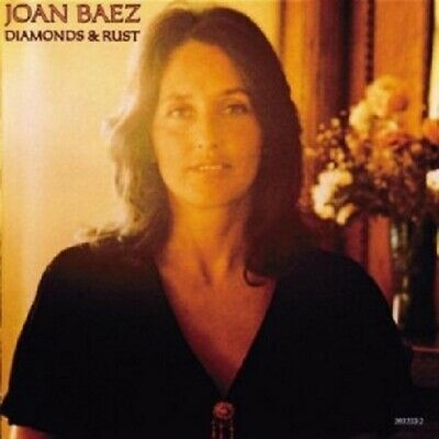 Joan Baez - Diamonds And Rust  Cd  11 Tracks International Pop  Neuf