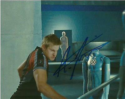 Alexander Ludwig Autographed Signed 8x10 Photo COA
