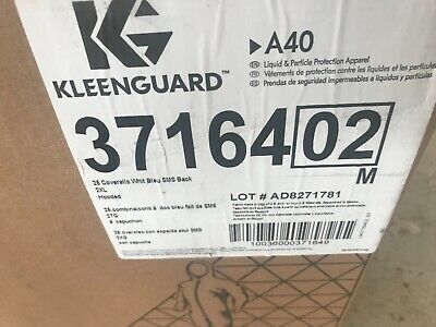 Kleenguard A40 Liquid & Particle Protection Coveralls (37164)