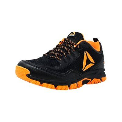 Reebok Men s Ridgerider Trail 2 Mt Black   Wild Orange Ankle High Runner  10ww 7400c0e71